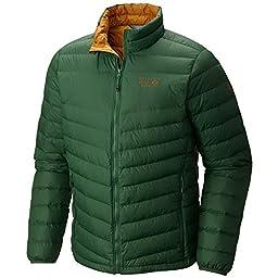 Mountain Hardwear Micro Ratio Down Jacket - Men\'s Forest, M