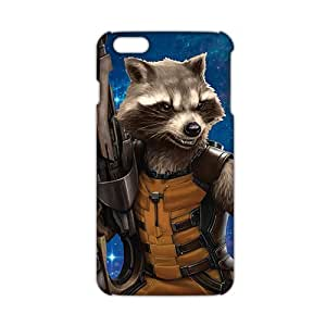 CCCM guardians of the galaxy rocket 3D Phone Case for iphone 6 plus by mcsharksby Maris's Diary