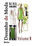 capa de Desenho de Moda (Volume 1)