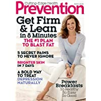 1-Yr Prevention Magazine Subscription