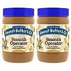 $6.44 免邮白菜价:Peanut Butter & Co. Non-GMO奶油花生酱 16盎司 2瓶