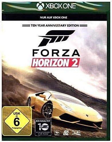 Forza Horizon 2. Anniversary Edition (XBox One) [Importación ...