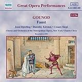Faust.Coro Y Orq. Nueva York(F.Cleva)