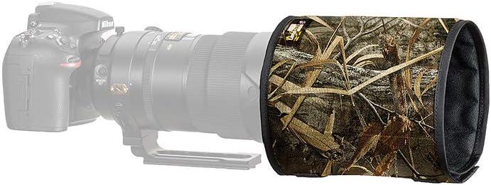 Sitzsack-Plattform Camouflage-Kameraobjektiv-Unterst/ützung lclspm5 LensCoat Realtree Max5