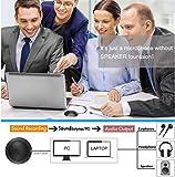 Conference USB Microphone for Computer, TKGOU Plug