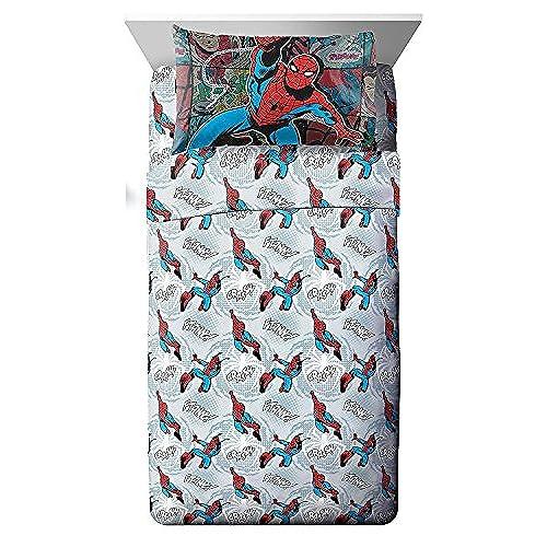 Simple Spiderman Bedroom Set Design Ideas