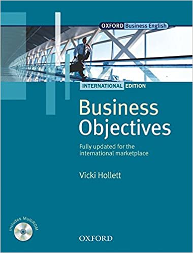 Business Objectives Student Book: International Edition (Business