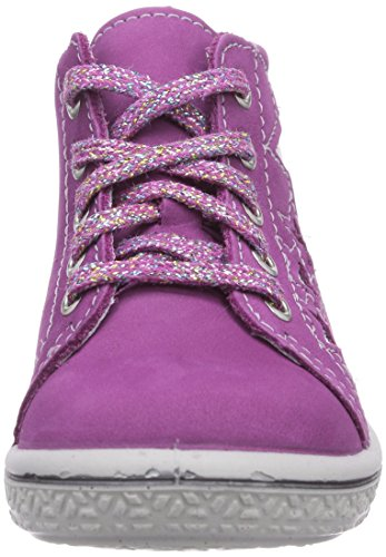 Ricosta Lena Mädchen Hohe Sneakers Pink (candy 334)