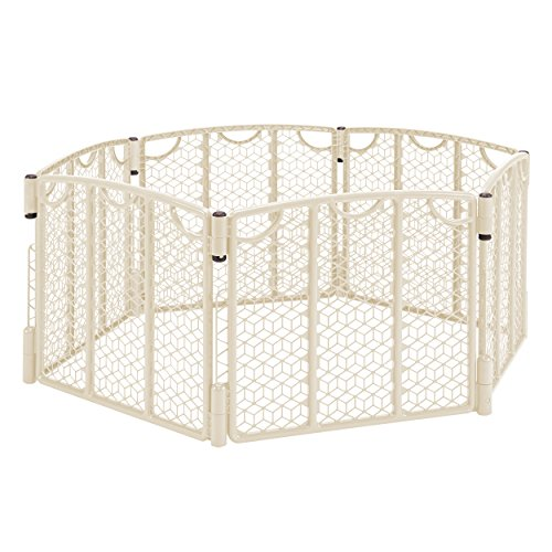 Evenflo Versatile Play Space, Cream ()