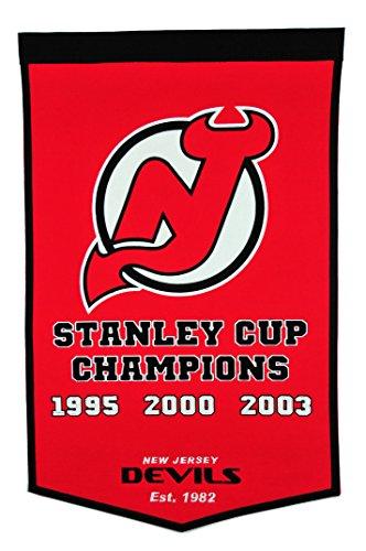 - Winning Streak NHL New Jersey Devils Dynasty Banner