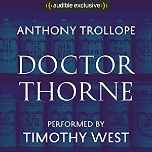 Doctor Thorne Audiobook