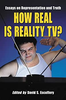essays reality tv According to the reality tv world's website, there are around 1,000 reality television programs and has grown to the point of having reality television networks such as trutv our society has adapted to reality television and allows audiences to live vicariously through the shows and as a way of escape from their reality .