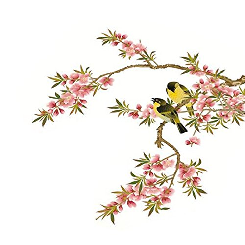 Soledi Blossom Branches Removable Sticker product image
