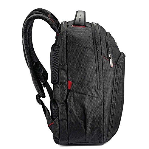 51Od%2BVA9e7L - Samsonite Slim Business Backpack, Black, One Size