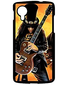 Lovers Gifts LG Google Nexus 5 Case, Ultra Hybrid Hard Plastic LG Google Nexus 5 Case Cover, Amazing Guitar Hero 3 Legends Of Rock Graph Phone Accessories 9754278ZJ840529100NEXUS5 Team Fortress Game Case's Shop