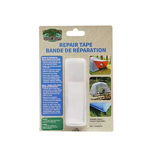 Moneysworth & Best Tent Repair Tape (Ice Chest Repair Kits compare prices)