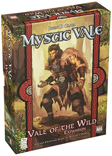 AEG Mystic Vale of the Wild Board Games by AEG