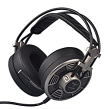 Gaming Headset,GAKOV GAV10 Gaming Headset 7.1-Channel Vibration Gaming Headphone with USB Jack only for PC/Laptops and for Xbox Smart Phone Tablet(Extra Adapter needed)