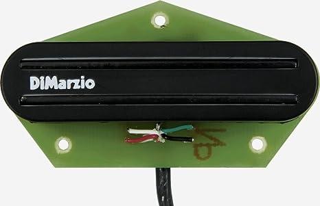 Schema Collegamento Humbucker Di Marzio : Dimarzio dp384bk pickup: amazon.it: strumenti musicali e dj
