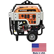 Portable Generator - Residential/Commercial - 12,000 Watt - 120/240V - Csa Cert