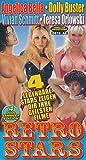 4 DVD Box Retro Stars