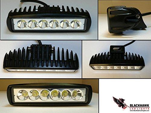 9-33VDC 15W LED Spreader/Deck Light Lamp SPOT Beam - ()
