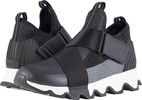 SOREL Women's Kinetic Sneak Joggers, Black, 7 B(M) US