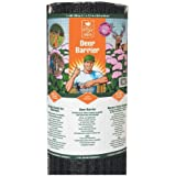 Easy Gardener Deer Barrier (Deer Fence Protects Crops, Trees and Shrubs From Animals) UV Protected, 7 feet x 100 feet