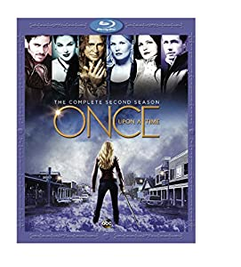 Cover Image for 'Once Upon A Time: The Complete Second Season'