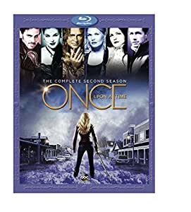 Once Upon A Time: Season 2 [Blu-ray]