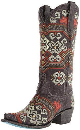 Lane Women's Yaretzi Western Boot - Tan - 7.5 B(M) US