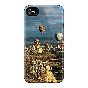 New Style Randolphfashion2010 Hard Cases Covers For Iphone 6plus- Balloons