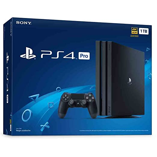 ede4751e50eeb Consola Playstation Pro 1TB - PlayStation 4 Standard Edition  Amazon.com.mx   Videojuegos