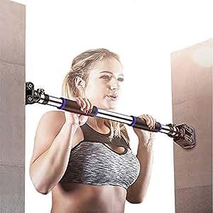 Home Horizontal Bar Pull Up Bar Doorway Chin Up Bar Horizontal Bar Home Gym Exercise Fitness