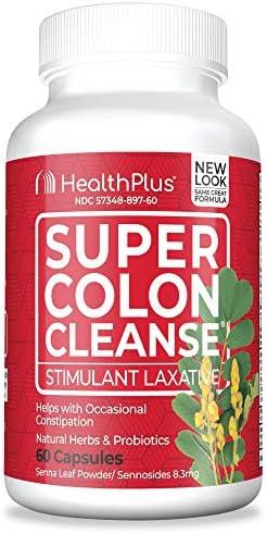 super colon detox senna leaf pudra