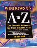 Windows 95 - A to Z, Sandra E. Eddy, 0761502084