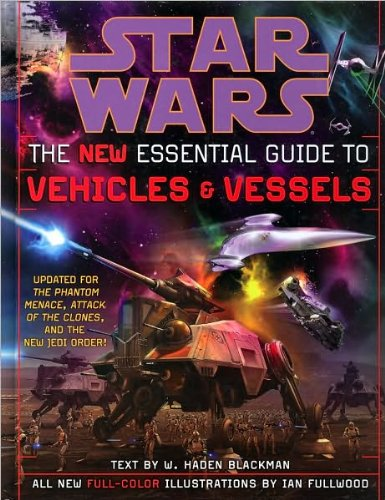 Vessel Sterling (Star Wars : The New Essential Guide to Vehicles and Vessels)