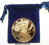 copper bullion bars - One (1) Ounce .999 Fine Copper Round: Walking Liberty