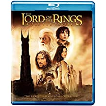 The Lord of the Rings The Two Towers Blu-Ray Elijah Wood