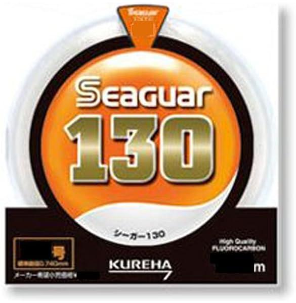 KUREHA Seaguar FLUORO MEISTER #3.5 14lb 320m Carbon Fishing Line