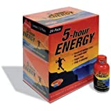 5 Hour Berry Energy Shots 2/12pks