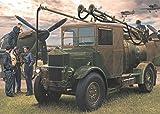 Airfix - Ai03312 - Albion Am463 3-point Fueller - 113 Pièces - Échelle 1/48