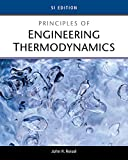 Principles of Engineering Thermodynamics, SI Edition, Reisel, John R., 1285056485