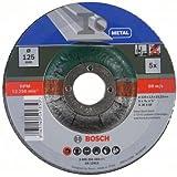 Bosch 2 609 256 333 - Juego de discos de tronzar de 5 piezas, acodado para metal