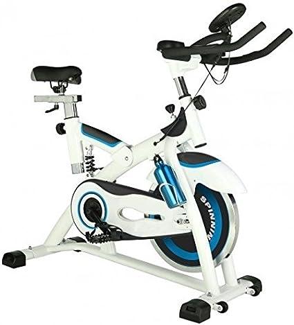 Bicicleta de Spinning Mg 704-20 - 20 Kilos de Disco de Inercia y ...