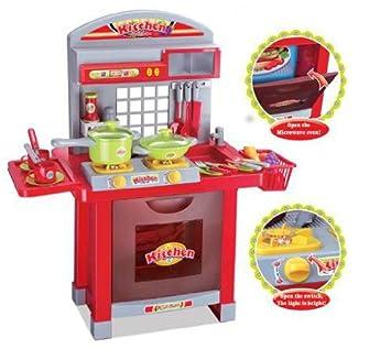 Cucina giocattolo per bambini completa di luci e rumori - 29 ...