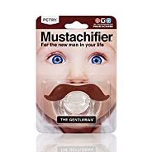 FCTRY- The Gentleman Mustache Pacifier