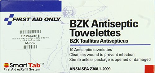 First Aid Only Antiseptic Towelettes
