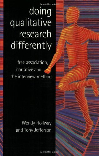 Download Doing Qualitative Research Differently: Free Association, Narrative and the Interview Method Pdf