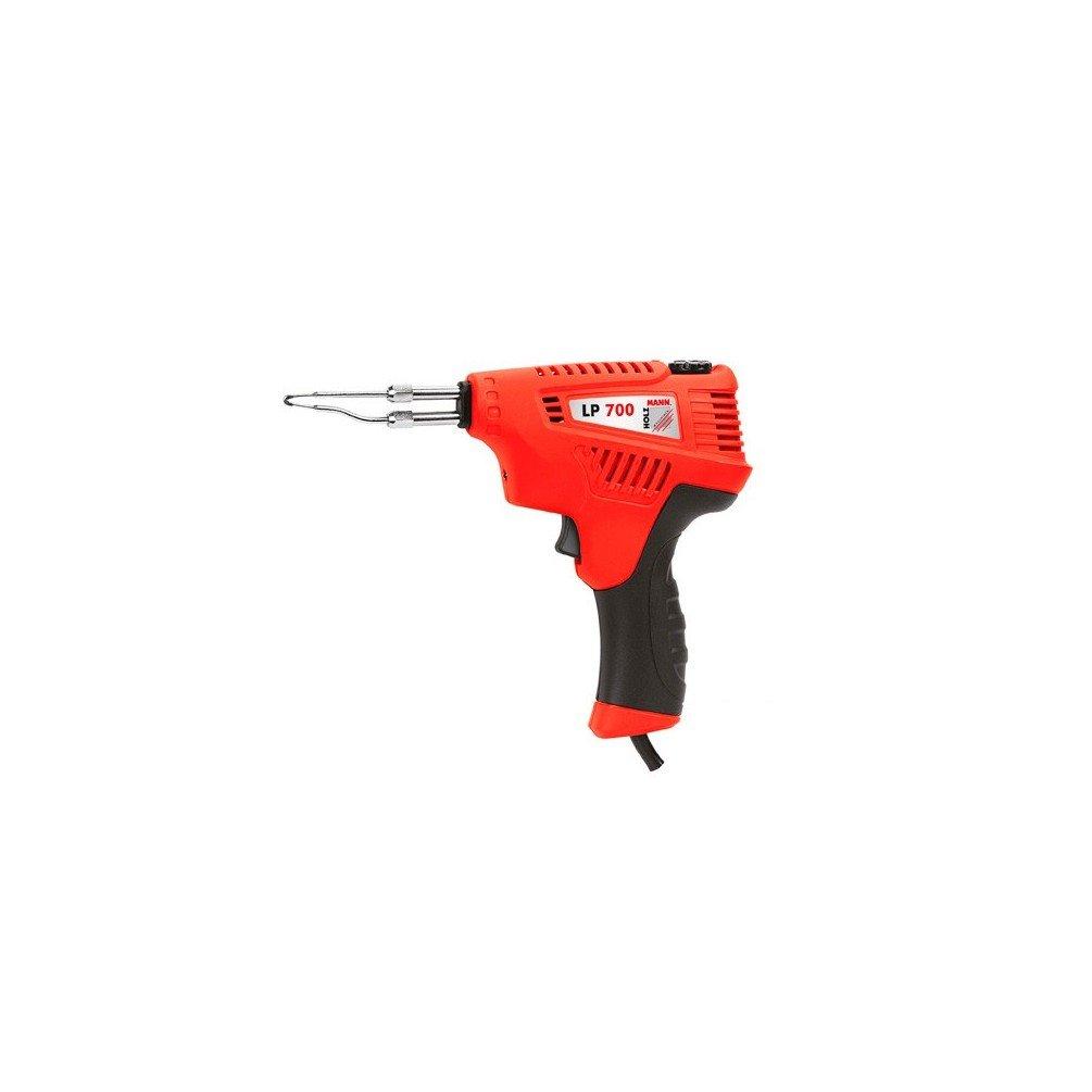 Holzmann - Pistolet fer à souder 70 à 500° 230 V - 200 W LP700